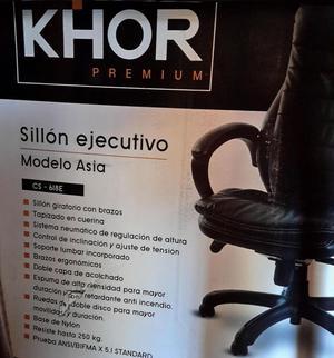 Remato Silla Ergonómica marca KHOR Modelo Asia