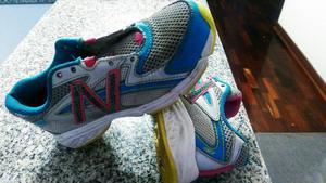 Zapatillas niña New Balance talla 32