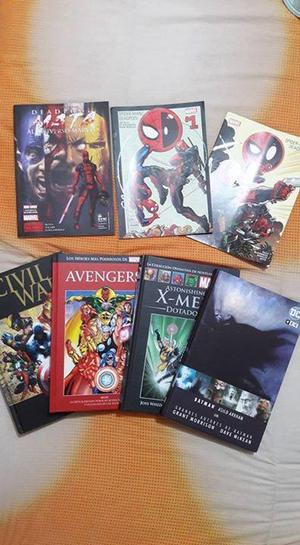 Comics Marvel Oferta!!