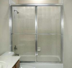 Puerta vidrio templado 10 mm posot class for Puerta cristal templado