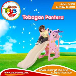 TOBOGAN PANTERA