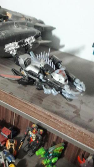 Vendo Transformers de La Pelicula 2