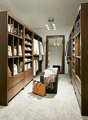 Closets de Melamine