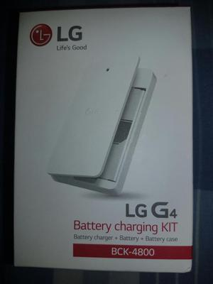 Kit Cargador Mas Bateria Lg G4 H815