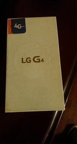 LG G4 Nuevo en Caja Sellada