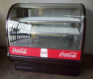 Vitrina Exhibidora Refrigerada Vidrio NO Frost de Segunda