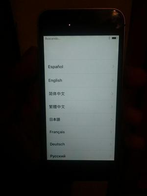 iPhone 5s Repuesto