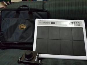 Bateria Electronica Roland SPD20 Japonesa Optimo Estado con