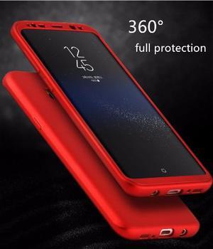 Carcasa Case Protector 360 Tpu Flexible Para Samsung S8 Plus
