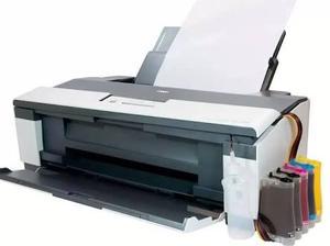 Impresora Epson T Sistema Continuo Sublimacion