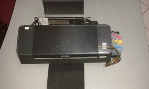 Impresora Epson T23 Con Sistema Continuo De Tintas