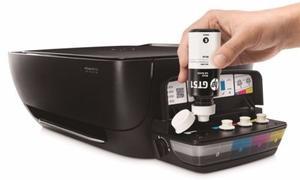 Impresora Hp Gt - Multifuncional Con Wifi Incorporado