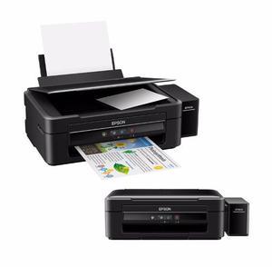 Impresora Multifuncional De Tinta Continua Epson L380