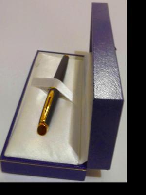 Lapicero Waterman Made In France Certificado De Garantía