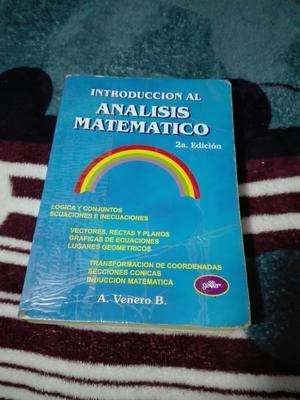 Libro Analisis Matemático