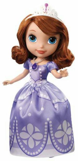 Muñeca Princesa Sofia