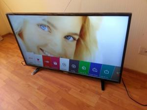 Ocacion Vendo Smart Tv Lg Wevos 43 a 980