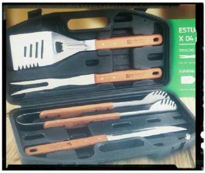 set de cuchillos d cocina facusa acero posot class