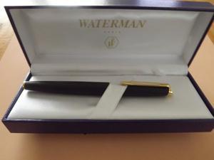 Waterman, Made In France, Bolígrafo Certificado De Fábrica