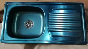 Lavadero inodoro tanque y lavadero de cocina posot class for Lavadero empotrado