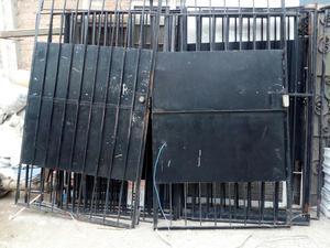 Puertas/rejas de Seguridad