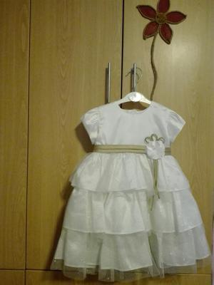 Vestido de Fiesta Niña Baby Club Chic