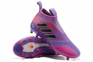 Bota Zapatos adidas Uñas Ace 17+ Purecontrol Fg
