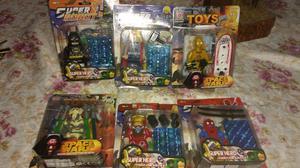 Colecion Muñecos Lego