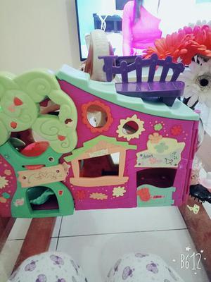 Vendo Casa de Littlest Pet Shop