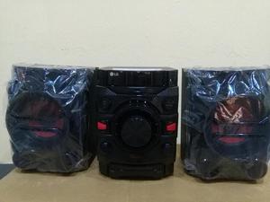 Minicomponente Lg 400 Nuevo en Caja
