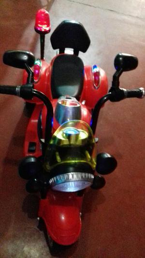 Moto a Bateria para Niňos