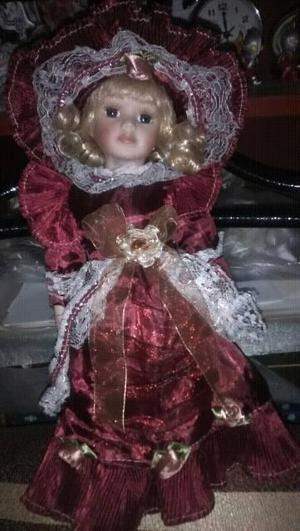Muñecas de Porcelana EN VENTA