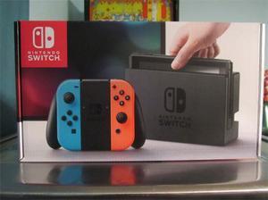 Nintendo Switch + Mario Kart 8 Deluxe Neon Consola