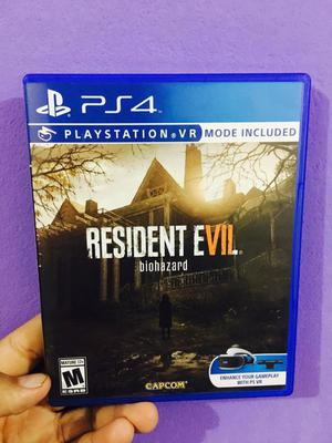 Resident Evil 7 Biohazard Ps4 Latino