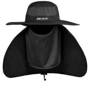 22e3cd67717b6 Sombrero de pesca o paseos al aire libre protección upf 50