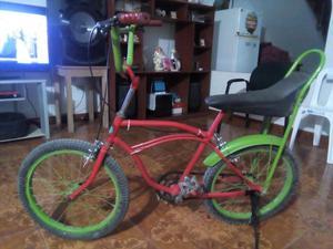 bicicleta antigua aro 20, hi ricer