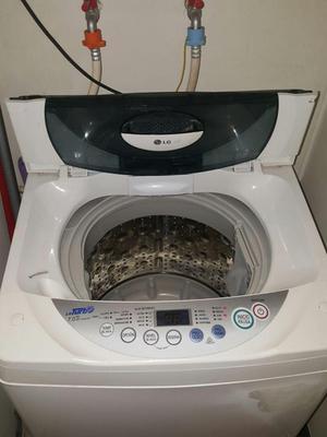 Lavadora LG carga superior 7 kg