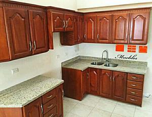 Mueble para Cocina de Madera