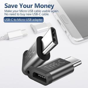 Adaptador USB C a Micro USB