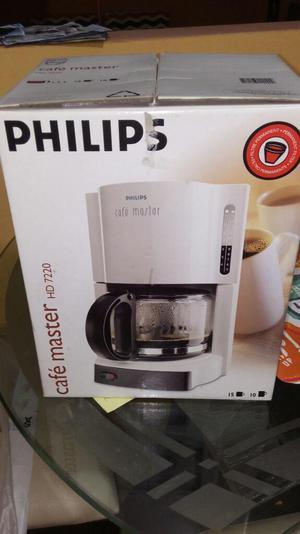 Cafetera Philips Nueva
