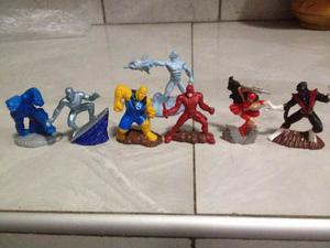 Héroes Marvel (Miniaturas) Colección