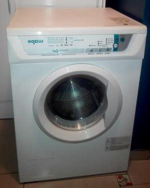 Secadora de ropa 6 kg, marca: Mabe, color: blanco