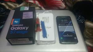 Vendo S7 edge 32 GB 4 Ram iemi libre cualquier operador