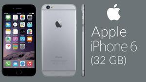 iPhone 6 de 32 Gb Nuevo en Caja 0 Uso