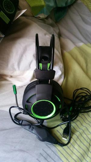 Audifonos Halion Gaming