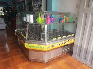 Congelador Exhibidor Conservador Helados