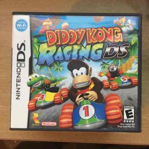 Diddy Kong Racing Para Nintendo Ds