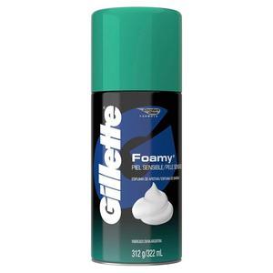 Gillette Espuma de Afeitar Oferta