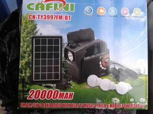 Kit Solar 3 Focos