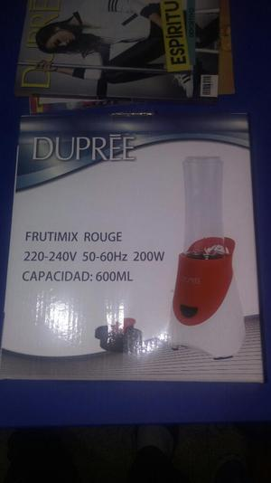 Licuadora Frutimix de Dupree